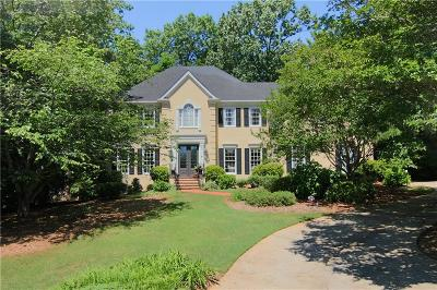 Dunwoody Single Family Home For Sale: 5426 Brooke Farm Drive