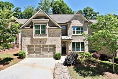 Smyrna Single Family Home For Sale: 3552 S Sherwood Road SE