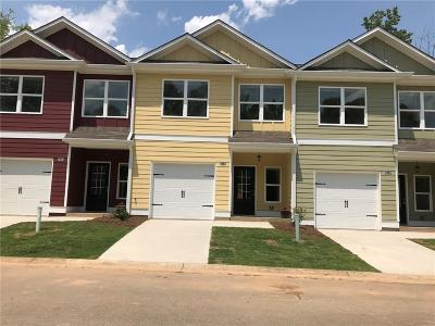 Pickens County Condo/Townhouse For Sale: 61 Towne Club Drive