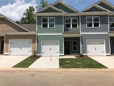 Pickens County Condo/Townhouse For Sale: 49 Towne Club Drive