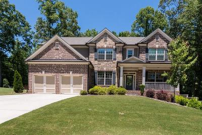 Buford Single Family Home For Sale: 3660 Ivy Lawn Dr