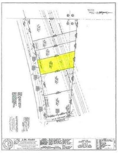 Cartersville Residential Lots & Land For Sale: 3 Hwy 20