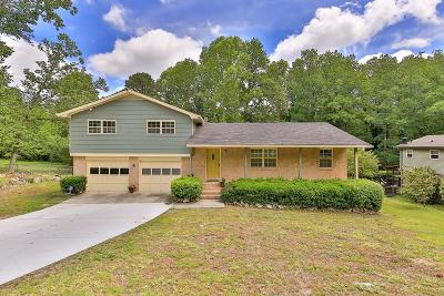 Snellville Single Family Home For Sale: 2816 Hickory Circle