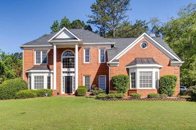 Single Family Home For Sale: 2101 Jockey Hollow Drive NW