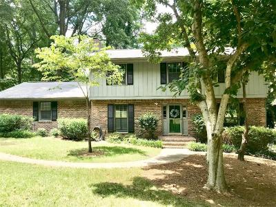 Norcross Single Family Home For Sale: 225 Valley Road