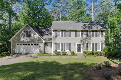 Marietta Single Family Home For Sale: 2315 Willeo Rill Road