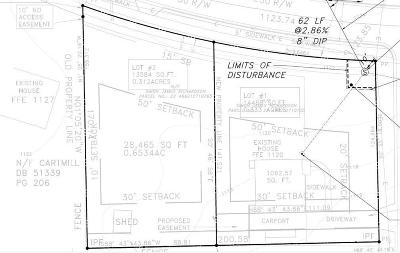 Alpharetta Residential Lots & Land For Sale: 14 Nathan Circle