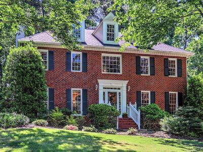 Marietta Single Family Home For Sale: 3892 Beacon Street