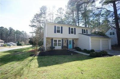 Peachtree Corners, Norcross Single Family Home For Sale: 4414 Fitzpatrick Way