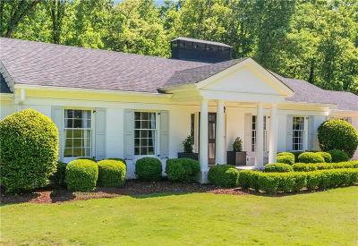 Chastain Park Single Family Home For Sale: 51 Laurel Drive NE