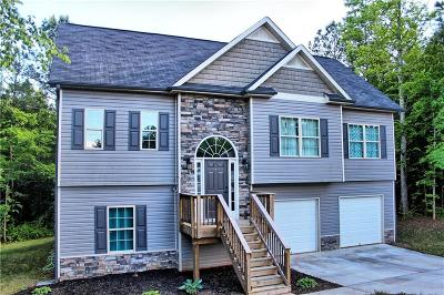 Rockmart Single Family Home For Sale: 20 Jackson Farms Court
