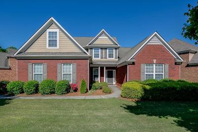 Buford Single Family Home For Sale: 3696 Rosecliff Trace