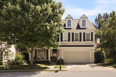 Canton Single Family Home For Sale: 103 Market Lane
