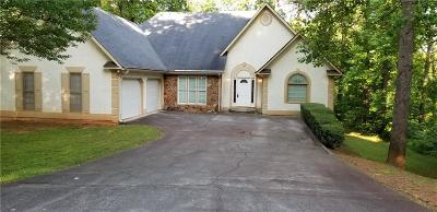 Woodstock Single Family Home For Sale: 1510 Willow Bend