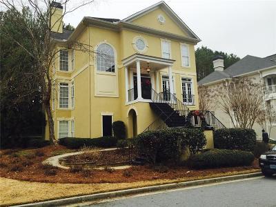 Johns Creek Single Family Home For Sale: 300 Rainbow Row Court