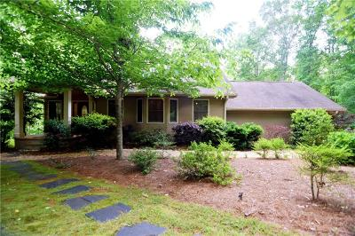 Stockbridge Single Family Home For Sale: 3506 Clear View Trail