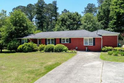 Alpharetta Single Family Home For Sale: 1765 Mayfield Road