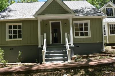Decatur Single Family Home For Sale: 3609 Wellhaun Road