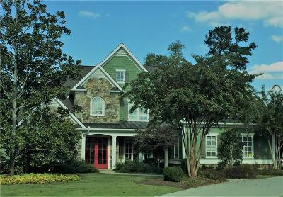 Marietta Single Family Home For Sale: 526 Towneside Lane NW