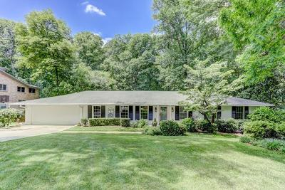 Atlanta Single Family Home For Sale: 6150 River Shore Parkway