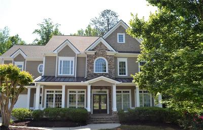Forsyth County Single Family Home For Sale: 2275 Stoney Point Farm Road