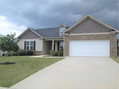 Henry County Rental For Rent: 905 Piedmont Drive E