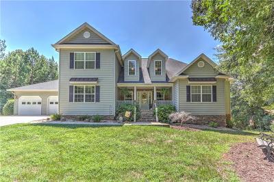 Banks County Single Family Home For Sale: 934 McCoy Bridge Road