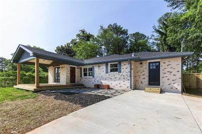 Decatur Single Family Home For Sale: 2271 Marion Circle
