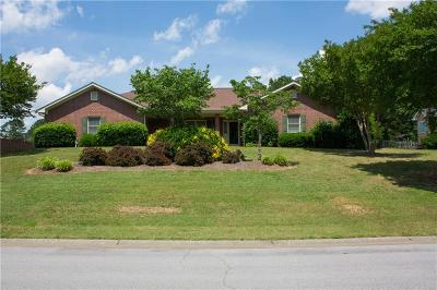 Rockmart Single Family Home For Sale: 805 Calloway Lane