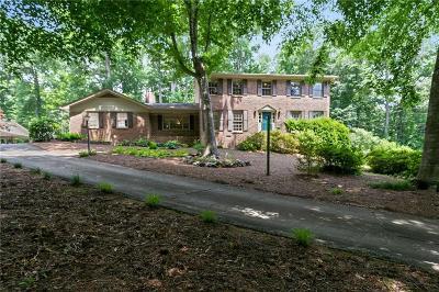 Tucker Single Family Home For Sale: 2587 Churchwell Lane