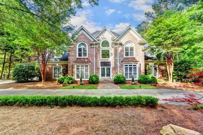 Alpharetta Single Family Home For Sale: 1025 Rockingham Street