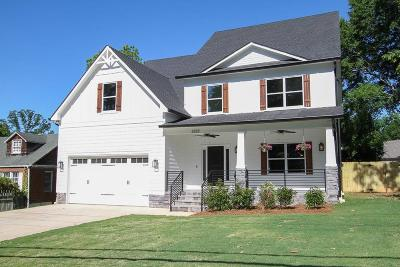Decatur Single Family Home For Sale: 2333 Second Avenue