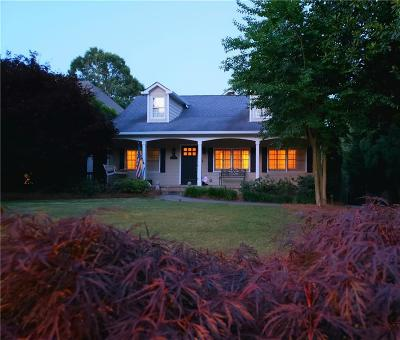 Sandy Springs Single Family Home For Sale: 4791 E Conway Drive NW