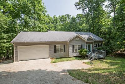 Gainesville Single Family Home For Sale: 3414 Rock Ridge Drive