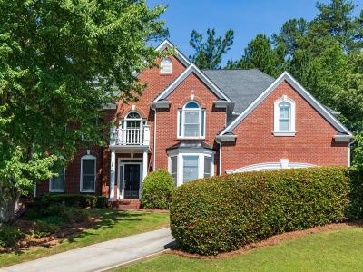 Johns Creek Single Family Home For Sale: 12445 Magnolia Circle