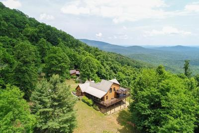 Lumpkin County Single Family Home For Sale: 2064 Cooper Gap Road