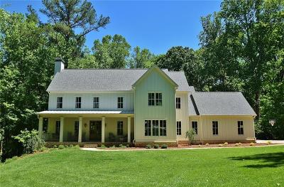 Alpharetta Single Family Home For Sale: 124 Long Shadows Drive
