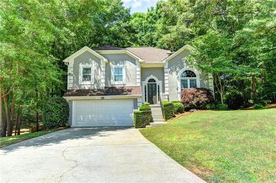 Suwanee Single Family Home For Sale: 6150 Westminster Green