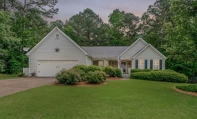 Ball Ground Single Family Home For Sale: 216 Westwind Drive