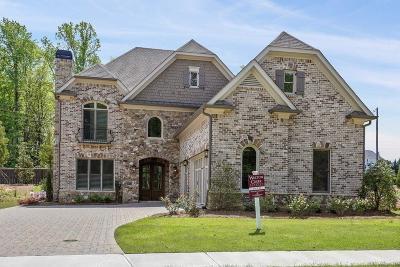 Marietta Single Family Home For Sale: 917 Sunny Meadows Lane