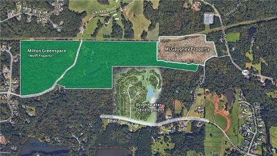 Roswell Residential Lots & Land For Sale: Sweet Apple Road