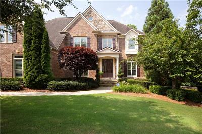 Canton Single Family Home For Sale: 414 Greyfield Drive