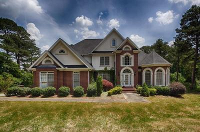 Rockdale County Single Family Home For Sale: 3071 NE North Tower Way