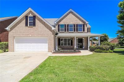 Braselton Single Family Home For Sale: 6023 Riverwood Drive