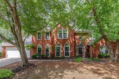 Alpharetta Single Family Home For Sale: 11395 Vedrines Drive