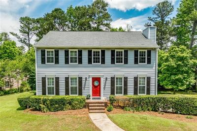 Peachtree Corners, Norcross Single Family Home For Sale: 5014 Williamsport Drive