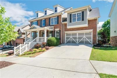 Suwanee Single Family Home For Sale: 4509 Arbor Crest Place