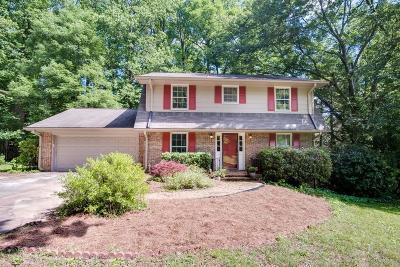 Lilburn Single Family Home For Sale: 4116 White Oak Lane SW