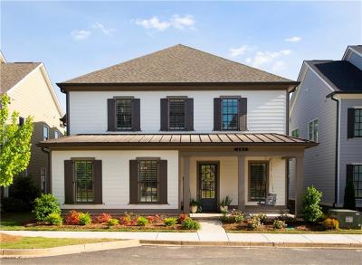 Woodstock Single Family Home For Sale: 167 Inwood Walk