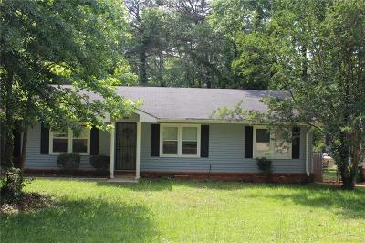 Decatur Single Family Home For Sale: 1485 Peachcrest Court